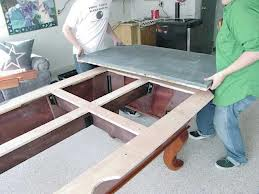 Pool table moves in Ponca City Oklahoma