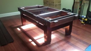Correctly performing pool table installations, Ponca City Oklahoma